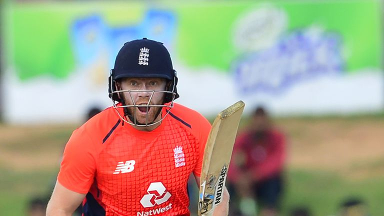 Jonny Bairstow is playing for Kerala Knights, alongside compatriot Eoin Morgan