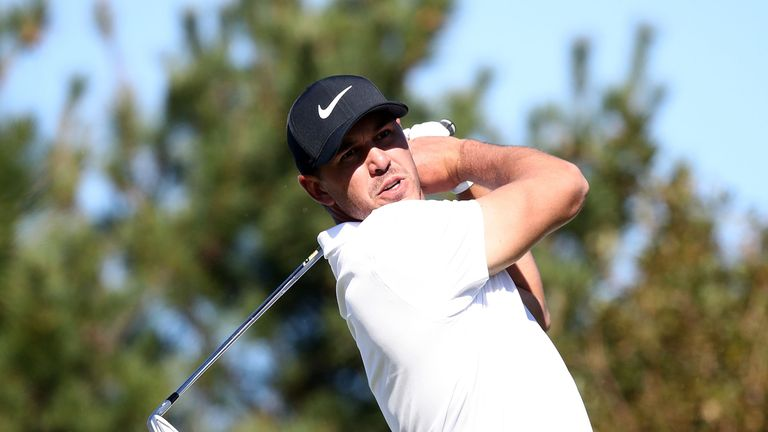 Koepka finished with a final-round eight-under 64