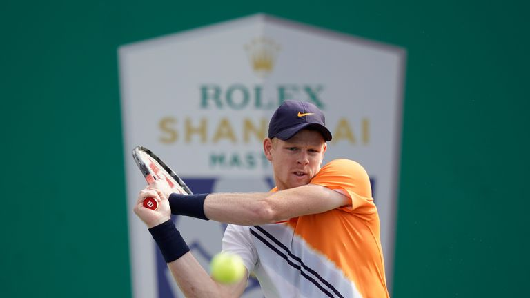 Kyle Edmund reaches semifinals at European Open in Antwerp