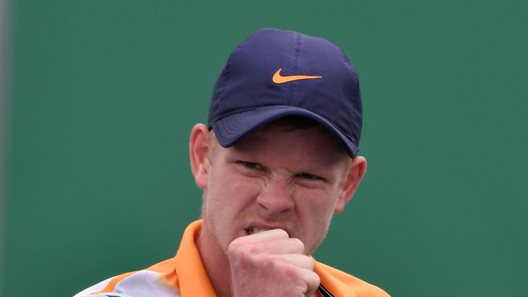 Kyle Edmund won't breeze into world's top 10, warns Barry Cowan | Tennis News |