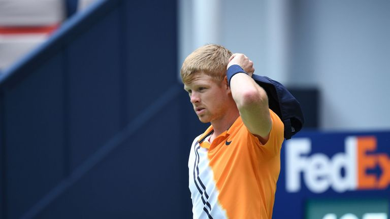 Kyle Edmund doubtful for Australian Open with knee injury | Tennis News |