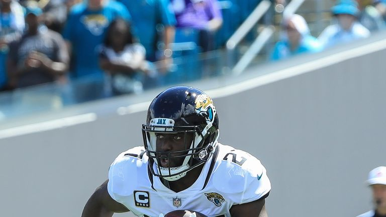 Leonard Fournette is trusted once more for the Jaguars' game against the Redskins