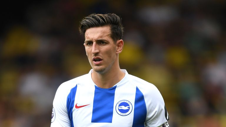 Lewis Dunk was called up for England to replace James Tarkowski