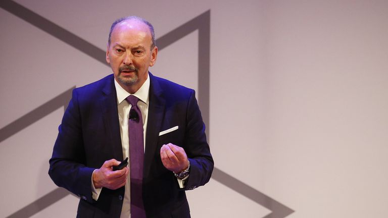 Peter Moore has been Liverpool's chief executive for just over a year