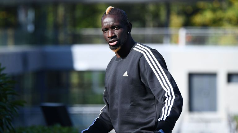 Mamadou Sakho picked up a knock on international duty with France this week