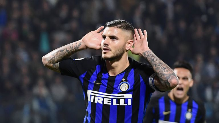 Mauro Icardi is reportedly in talks over a new deal