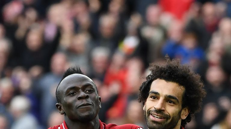 Mohamed Salah and Sadio Mane among 34 nominees for 2018 African Player of the Year | Football News |