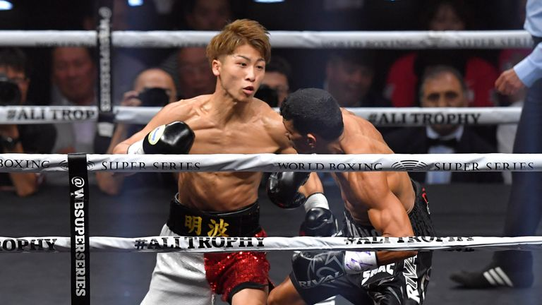 Naoya Inoue has claimed world titles in three weight divisions