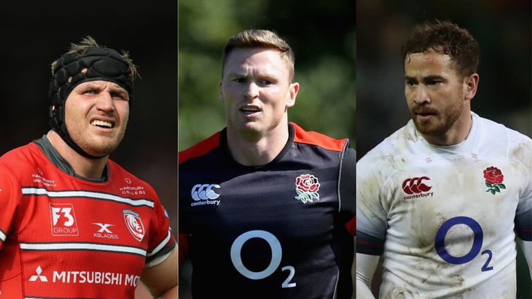 Who are the winners and losers from Eddie Jones' latest England squad?