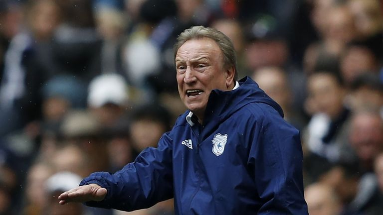 Arter has featured regularly for Neil Warnock's side this season