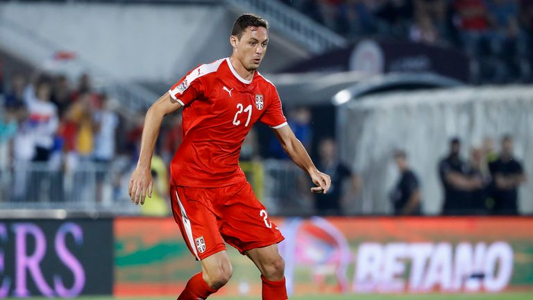 Manchester United's Nemanja Matic withdraws from Serbia squad with injury