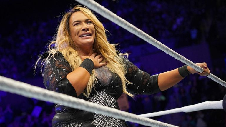 Nia Jax will face Ronda Rousey for her Raw title after winning the Evolution battle royal