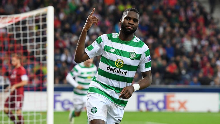 Will Odsonne Edouard help Celtic secure qualification?