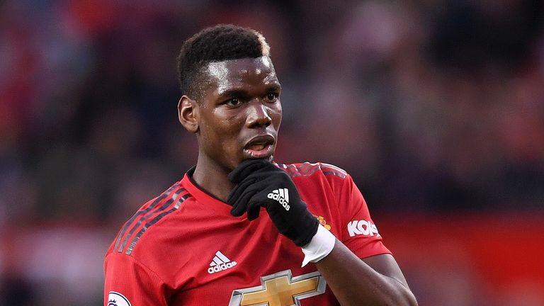 Paul Pogba shone as Manchester United fought back to beat Newcastle