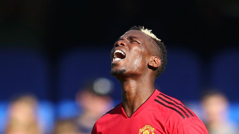 Juve are reportedly plotting a move to  re-sign Paul Pogba from Manchester United