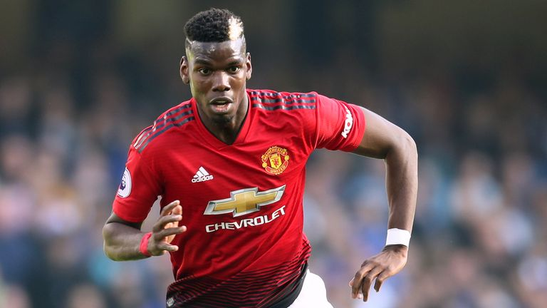 3abff8723 European Paper Talk  Manchester United midfielder Paul Pogba open to ...