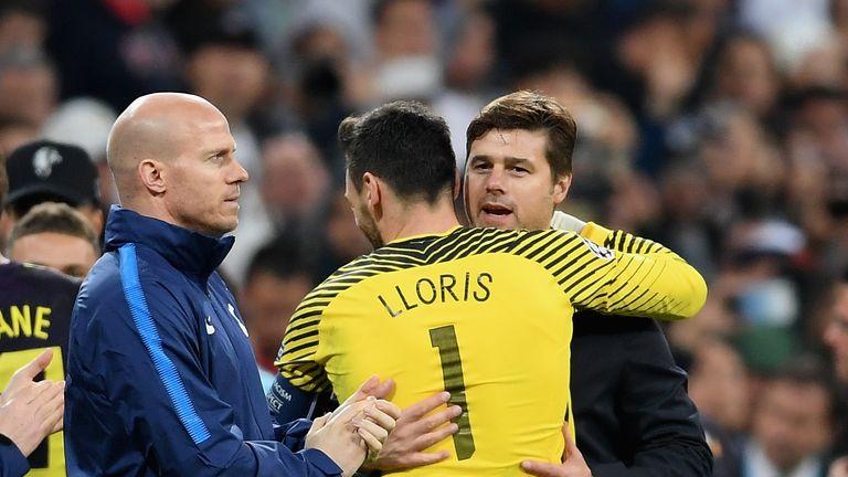 Mauricio Pochettino decided to keep Hugo Lloris as his captain