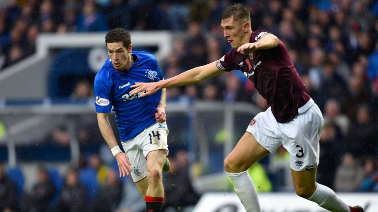 Kent dazzled for Rangers during a complete performance against the leaders