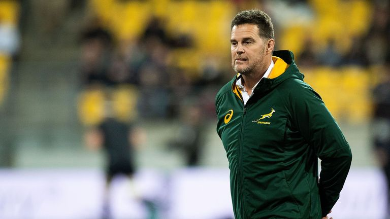 The move will be a boost to Springboks coach Rassie Erasmus ahead of this year's World Cup