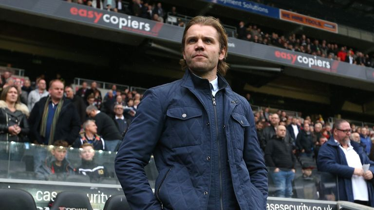 Dundee United have appointed Robbie Neilson as their new head coach