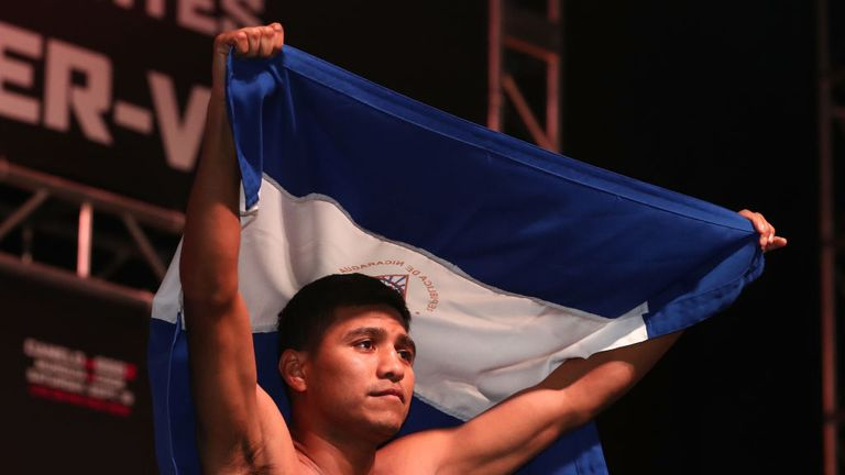 Nicaragua's 'Chocolatito' is a modern trailblazer for the smaller divisions