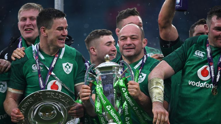 Rory Best returns to captain Ireland after missing their summer tour of Australia