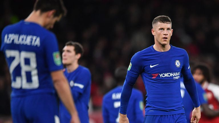 Ross Barkley is Rudiger's choice for the worst dancer at Chelsea