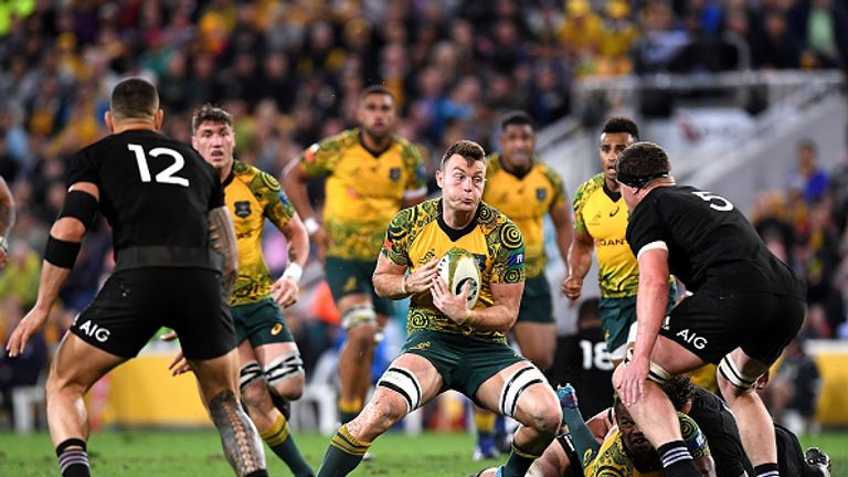 New Zealand and Australia have reacted positively to the possibility of a new Nations Championship