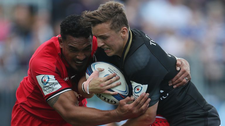 Bath lost their opening-round fixture against Toulouse in the Heineken Champions Cup