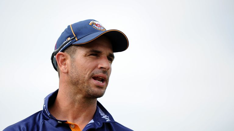 Ryan ten Doeschate has played for Essex since 2003