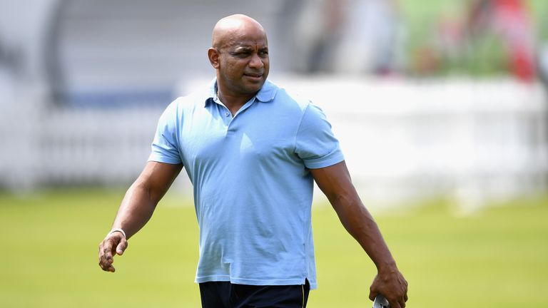 Former Sri Lankan captain Sanath Jayasuriya responds to ICC corruption charges