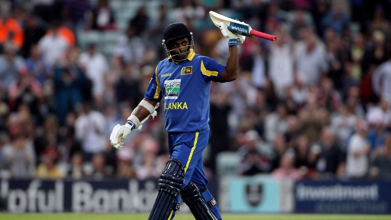 Jayasuriya scored 13,430 runs in one-day internationals
