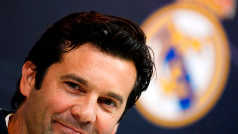 Santiago Solari has guided Real Madrid to three consecutive wins since taking temporary charge