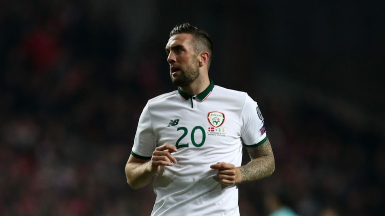 Shane Duffy has been called up by the Republic of Ireland