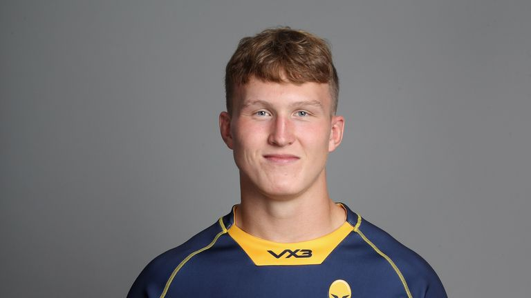 Worcester's Ted Hill is perhaps the most surprising inclusion within the 36-man group