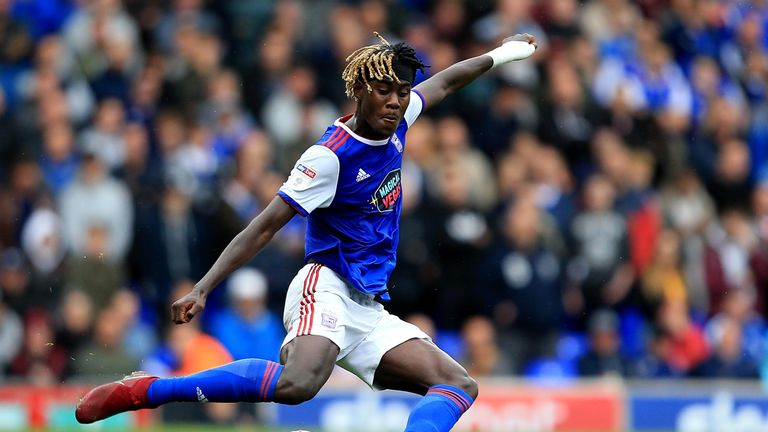 Trevoh Chalobah has been a shining light in a difficult season for Ipswich