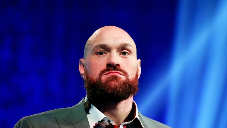 Wilder would travel for a future fight if he defeats Tyson Fury