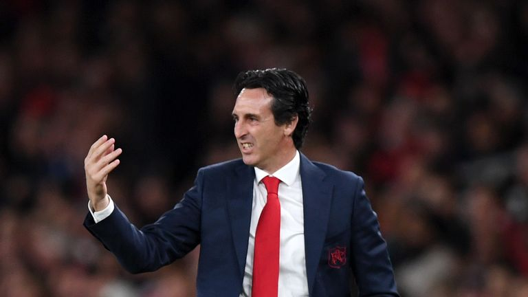 Emery admits he is not surprised his side have gone on a winning run