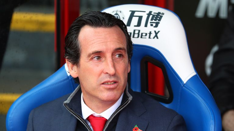 Unai Emery has impressed so far at Arsenal