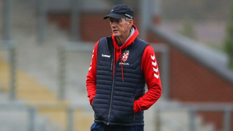 Wayne Bennett will coach the Lions on their autumn return