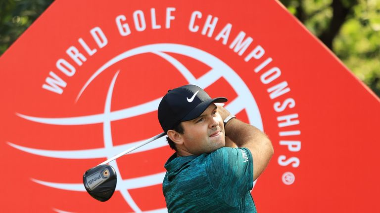 Reed leads after opening round of World Golf Championships in Shanghai