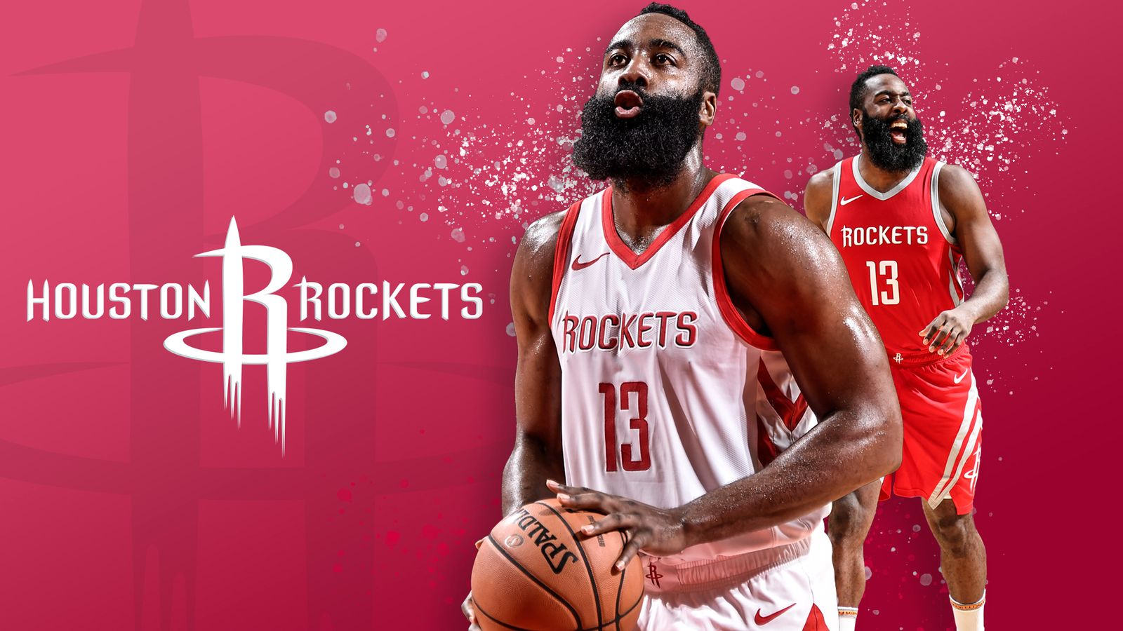 42fe3e0f8421 James Harden  How Houston Rockets superstar went from sixth man to league  MVP
