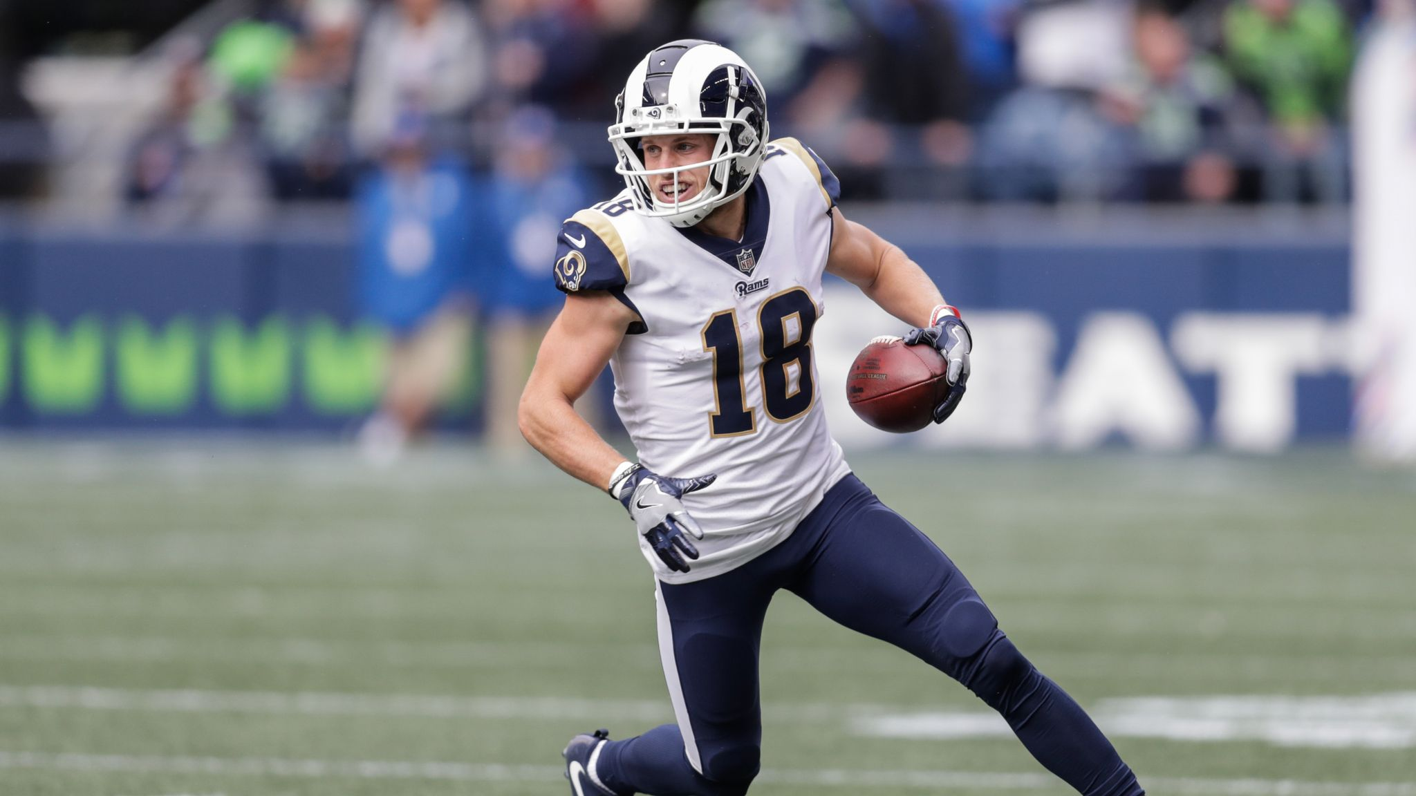 La Rams Cooper Kupp Out For Season With Torn Acl Nfl News Sky Sports
