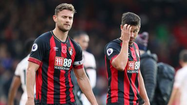 fifa live scores - Manchester United loss 'tough', says Bournemouth boss Eddie Howe