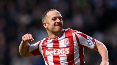 Stoke midfielder Charlie Adam is leaving after seven years at the club