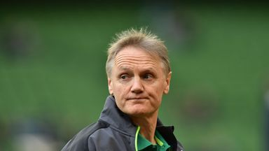 Joe Schmidt steps down as Ireland head coach after this year's World Cup
