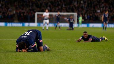 fifa live scores - Mark van Bommel slams state of Wembley pitch after PSV defeat