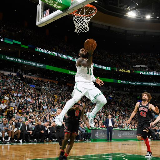 How Kyrie Irving's switch to Boston Celtics allowed star quality to flourish | NBA News |
