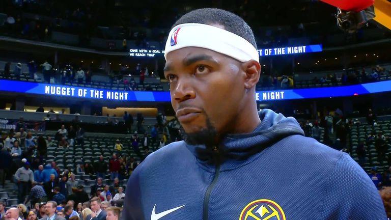 Paul Millsap leads Denver Nuggets to Los Angeles Lakers thrashing   NBA News  