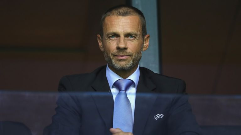 UEFA President Aleksander Ceferin says there will be a decision on whether Manchester City have broken Financial Fair Play rules 'very soon'